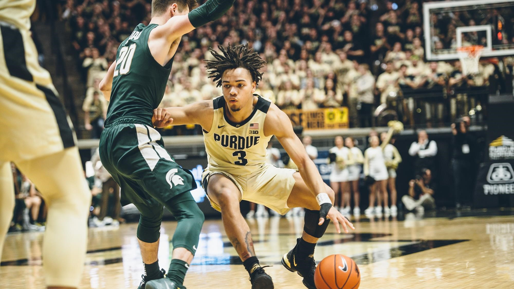 f6aed176872 Edwards Named to Bob Cousy Award Top 10 List - Purdue University ...